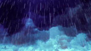 Relaxing White Noise: Thunder and Rain Sounds Dark Screen for Sleeping or Studying on FREECABLE TV