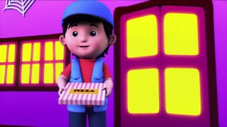 Halloween Non-Stop: Kids TV on FREECABLE TV
