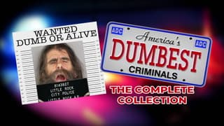 America's Dumbest Criminals on FREECABLE TV