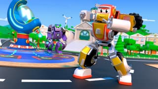 Car City Super: RoboFuse on FREECABLE TV