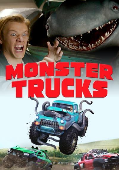 Watch Monster Trucks 2017 Full Movie Free Online Streaming Tubi