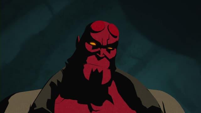 Image result for hellboy the dark below