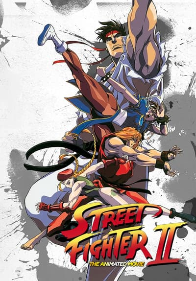 Watch Street Fighter Ii The Animat Full Movie Free Online